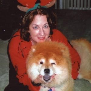 Susan and Chi Chi